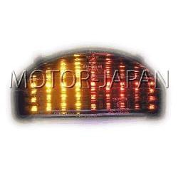 LAMPA LED Z KIERUNKOWSKAZAMI HONDA CBR 929 RR SC44 HOMOLOGACJA E11