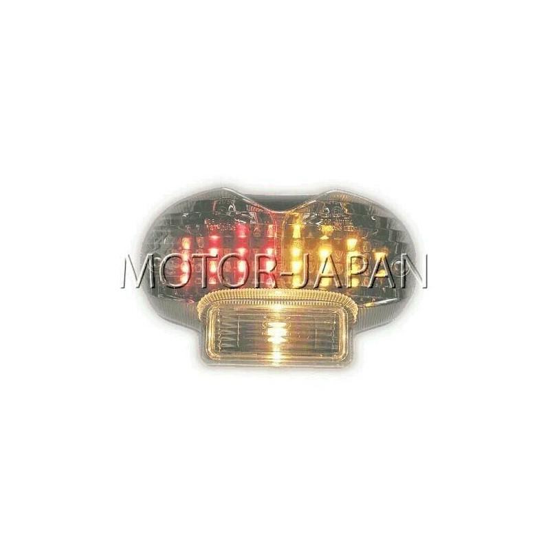 LAMPA LED Z KIERUNKAMI SUZUKI GSF 600 1200 BANDIT rok produkcji 2000 – 2005 HOMOLOGACJA