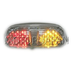 TYLNA LAMPA TYL LED Z KIERUNKAMI YAMAHA YZF 600 R6 rok produkcji 1998 – 2000 HOMOLOGACJA