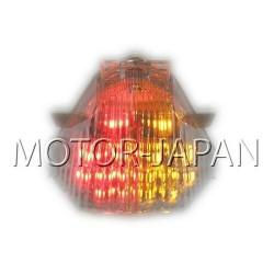 TYLNA LAMPA TYL LED Z KIERUNKAMI YAMAHA YZF 600 R6 rok produkcji od 2006 HOMOLOGACJA