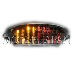 LAMPA TYL LED Z KIERUNKAMI HONDA VTR 1000 FIRE HOMOLOGACJA