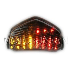 LAMPA LED Z KIERUNKAMI SUZUKI GSX-R GSXR 600 750 rok produkcji 2004 - 2005 HOMOLOGACJA