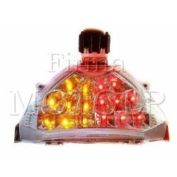 LAMPA TYL Z KIERUNKAMI SUZUKI GSF 650 1250 BANDIT rok produkcji od 2005 HOMOLOGACJA