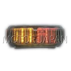 LAMPA LED Z KIERUNKAMI YAMAHA FZS FZ6 600 FAZER rok produkcji 2002 - 2003 HOMOLOGACJA