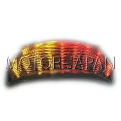 TYLNA LAMPA LED Z KIERUNKAMI HONDA CB 600 HORNET rok produkcji 2007 - 2008 HOMOLOGACJA