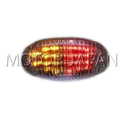 TYLNA LAMPA TYL LED Z KIERUNKAMI YAMAHA YZF XVS rok produkcji 1996 – 2002 HOMOLOGACJA