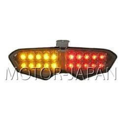 TYLNA LAMPA TYL LED Z KIERUNKAMI YAMAHA YZF 600 R6 rok produkcji 2003 – 2005