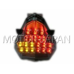 TYLNA LAMPA TYL LED Z KIERUNKAMI YAMAHA YZF 600 R6 rok produkcji 2006 - 2007