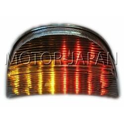 TYLNA LAMPA LED Z KIERUNKAMI HONDA CBR 954 RR SC50 rok produkcji 2002 – 2003