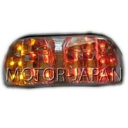 TYLNA LAMPA TYL Z KIERUNKAMI YAMAHA FZ1 1000 FAZER rok produkcji 2006 - 2010