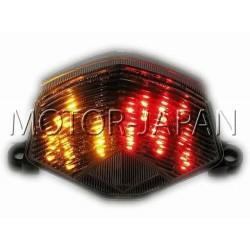 LAMPA LED Z KIERUNKAMI KAWASAKI Z 750 ZX-10R NINJA rok produkcji od 2007