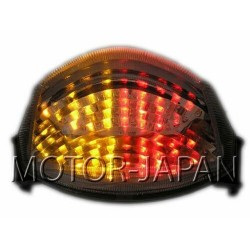 LAMPA TYL LED Z KIERUNKAMI SUZUKI GSX R GSX-R 1000 rok produkcji 2005 - 2006