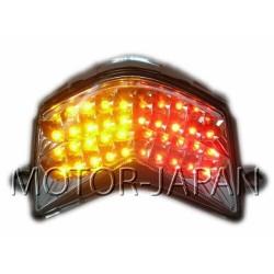LAMPA LED Z KIERUNKAMI KAWASAKI ZX-6R ZX-10R NINJA rok produkcji 2005 - 2007
