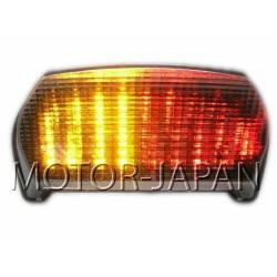 LAMPA TYL LED Z KIERUNKAMI KAWASAKI ZX-7 R ZX7 R rok produkcji 1996 - 2003