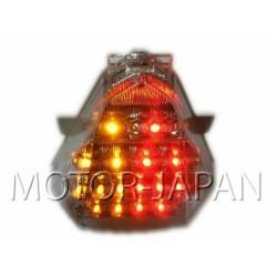 TYLNA LAMPA TYL LED Z KIERUNKAMI YAMAHA YZF 600 R6 rok produkcji 2008 HOMOLOGACJA
