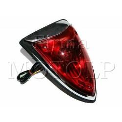 TYLNA LAMPA TYL YAMAHA XVS 1300 A MIDNIGHT STAR rok produkcji 2009 - 2010 HOMOLOGACJA E4