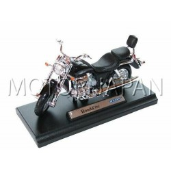 HONDA F6C MODEL METAL 1:18 WELLY PREZENT