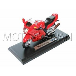 HONDA CBR 1100 XX MODEL METAL 1:18 WELLY PREZENT