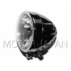 REFLEKTOR LIGHTBAR LAMPA PRZOD 4 CALE CHROM HOMOLOGACJA