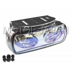 REFLEKTOR LIGHTBAR LAMPA PRZOD PODWOJNA 12V H3