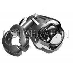 REFLEKTOR LIGHTBAR HALOGEN PRZEDNI SOCZEWKA 12V HOMOLOGACJA E4