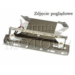 PODSTAWA UCHWYT MOCOWANIE TABLICY SUZUKI GSXR GSX-R 1000 rok produkcji 2003 - 2004