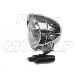 REFLEKTOR LIGHTBAR LAMPA PRZOD 4,5 CALA CHROM H4