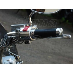 TUNING MANETKI MOTOCYKLOWE GUMY NA KIEROWNICE CAL
