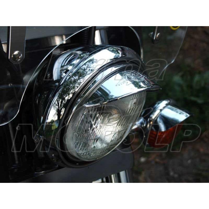 DASZEK LAMPY 5,75 YAMAHA XV VIRAGO HONDA VT SHADOW