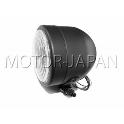 REFLEKTOR LIGHTBAR LAMPA PRZOD 4 CALE CZARNY MAT HOMOLOGACJA E4