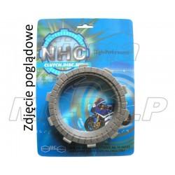 TARCZE SPRZĘGŁOWE SPRZĘGŁA SUZUKI RM 125 RM-Z RMZ 250 rok produkcji 2002 - 2010