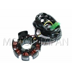 ISKROWNIK STATOR YAMAHA AEROX NEO`S BW`S AXIS WHY BREEZE BUMP SLIDER SPY WHY ZEST