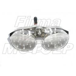 TYLNA LAMPA TYL LED YAMAHA YZF 600 R6 rok produkcji 2001 - 2002 HOMOLOGACJA