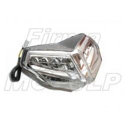 TYLNA LAMPA TYL LED DUCATI 848 1098 S / R rok produkcji od 2008 HOMOLOGACJA