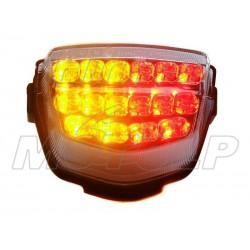 TYLNA LAMPA TYL LED Z KIERUNKAMI HONDA CBR 1000 RR rok produkcji od 2008 HOMOLOGACJA E11