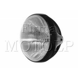 REFLEKTOR LIGHTBAR LAMPA PRZOD 7 CALI CZARNA H4