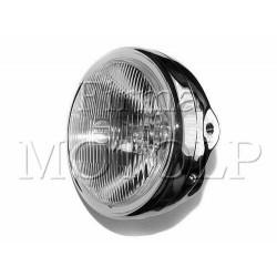 REFLEKTOR LIGHTBAR LAMPA PRZOD 6,75 CALA CHROM H4