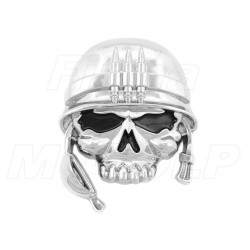ORNAMENT EMBLEMAT NAKLEJKA 3D CHOPPER DRAG CRUISER