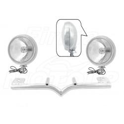 STELAŻ Z LAMPAMI LIGHTBARAMI HONDA VT 750 1100 C2 C3 ACE AERO