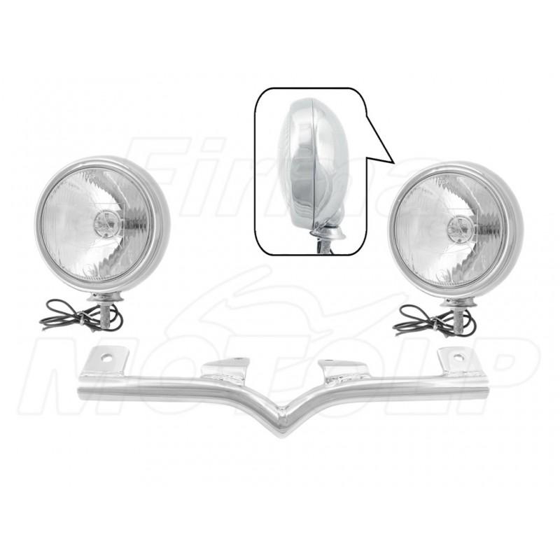 STELAŻ Z LAMPAMI LIGHTBARAMI HONDA VTX 1300 C VTX 1800 C R S