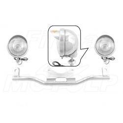 STELAŻ Z LAMPAMI LIGHTBARAMI KAWASAKI VN 800 900 1500 VULCAN