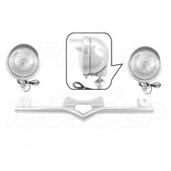 STELAŻ Z LAMPAMI LIGHTBARAMI KAWASAKI VN 800 VN 1500 VULCAN VN800 VN1500