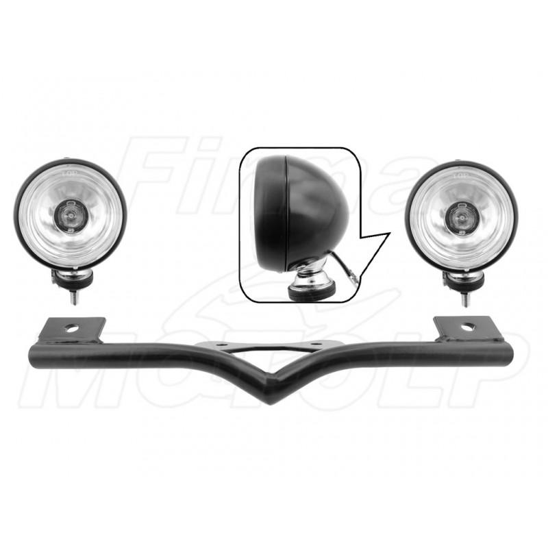 STELAŻ Z LAMPAMI LIGHTBARAMI HONDA VTX 1300 VTX1300 CX FURY