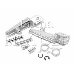 PODNOZKI KIEROWCY HONDA CBR600RR CBR 600 1000 RR rok produkcji 2003 - 2012