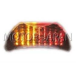 TYLNA LAMPA TYL LED Z KIERUNKAMI HONDA CBR 600 F4 HOMOLOGACJA E4 / E11