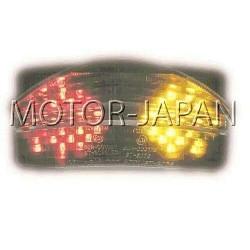 LAMPA TYL LED Z KIERUNKAMI HONDA CBR 600 F4 SPORT rok produkcji od 2001 HOMOLOGACJA