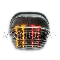 TYLNA LAMPA TYL LED Z KIERUNKAMI HONDA CBR 1100 XX rok produkcji 1999 - 2009 HOMOLOGACJA
