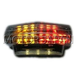 TYLNA LAMPA TYL LED Z KIERUNKAMI HONDA CBR 600 RR rok produkcji 2007 - 2009