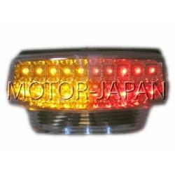 LAMPA LED Z KIERUNKAMI HONDA CBR 600 RR rok produkcji 2007 – 2009