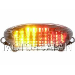 LAMPA TYL LED Z KIERUNKAMI HONDA VTR 1000 VTR1000 rok produkcji 1997 - 2005